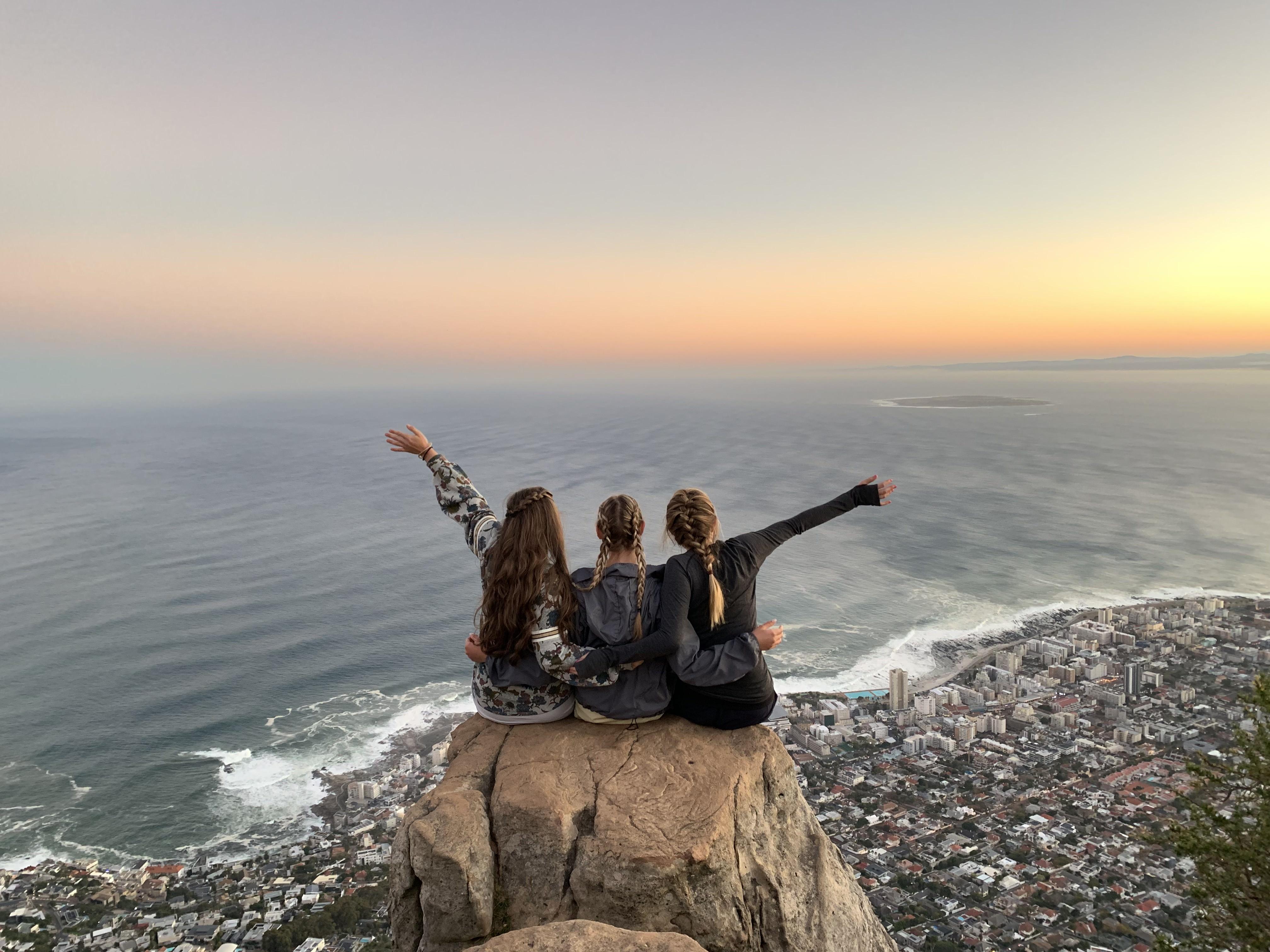 Table Mountain Cape Town Sunrise