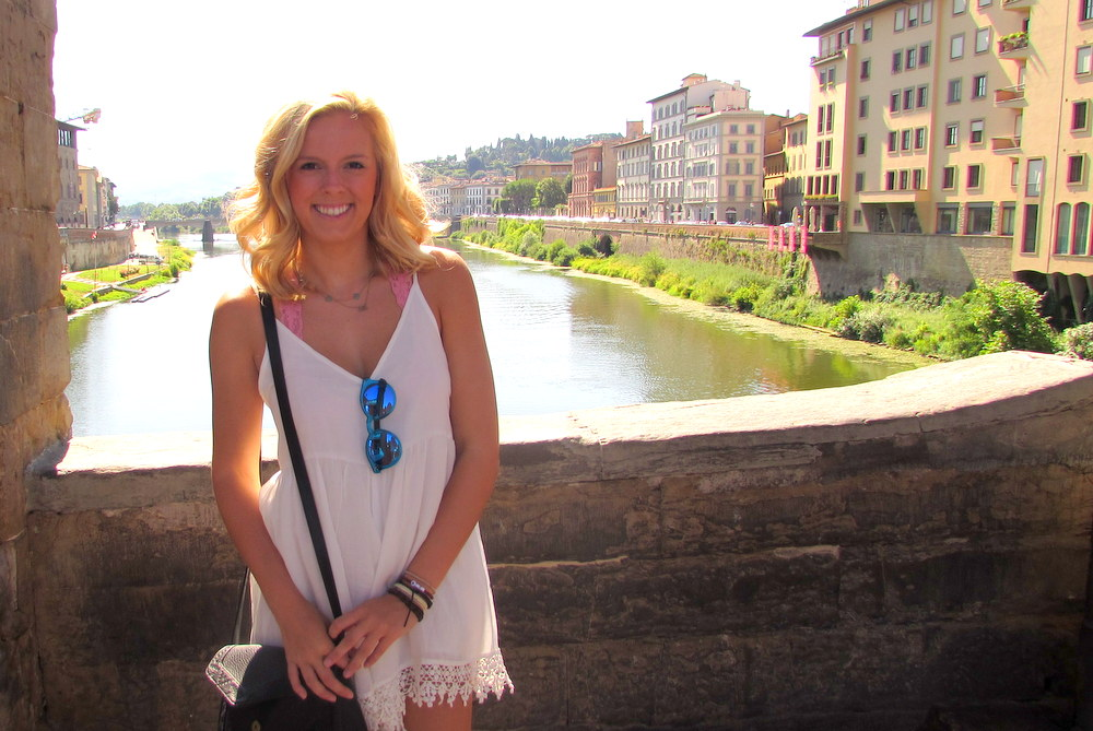 Student in Rome