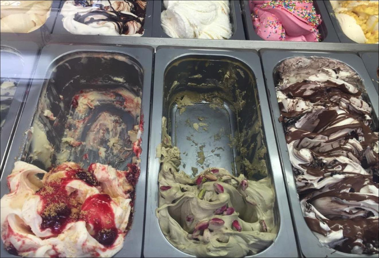 greek gelato