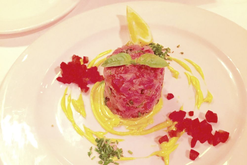 The best tuna tartar you have ever had!