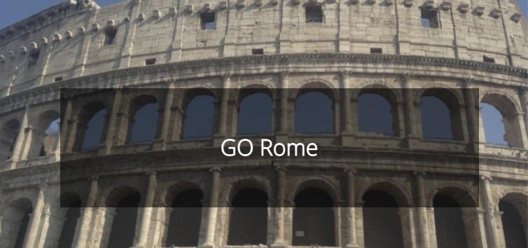 GO Rome slim