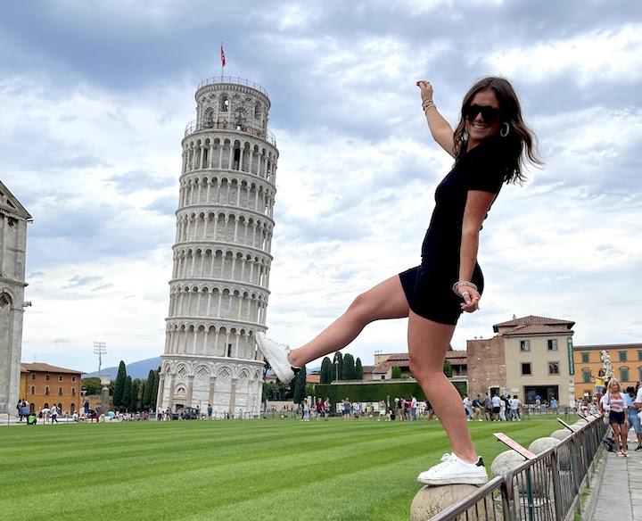 Rome Pisa Weekend