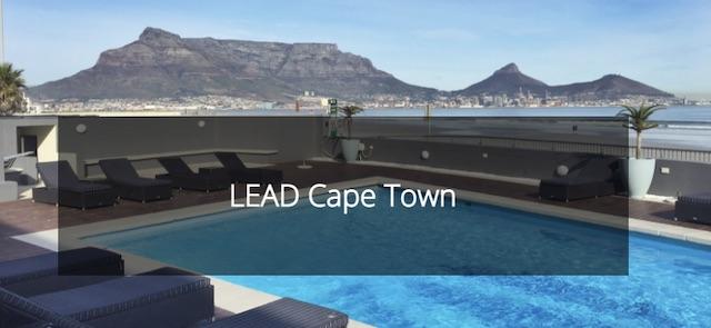 LEAD Cape Town slim